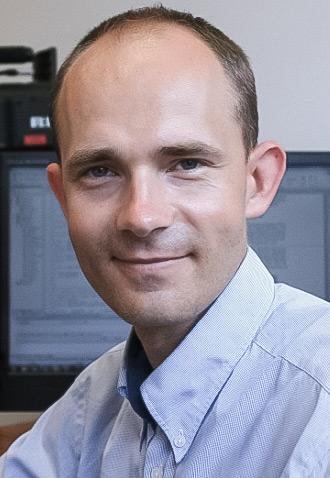 Dr inż. Damian Karwowski.